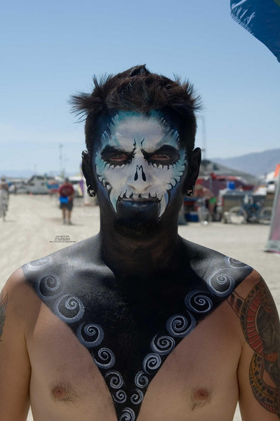 Burning Man People of 2006