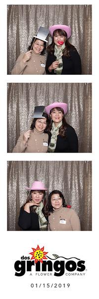 1/15/19 Dos Gringos Company Party
