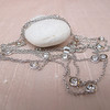 1.35ctw Round Brilliant Diamonds-by-the-yard Necklace 0