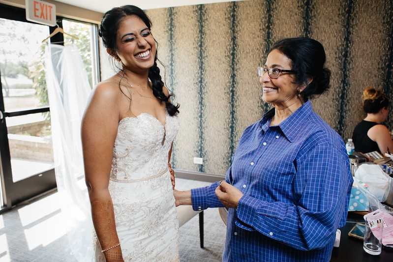LeCapeWeddings Chicago Photographer - Renu and Ryan - Hilton Oakbrook Hills Indian Wedding -  206.jpg