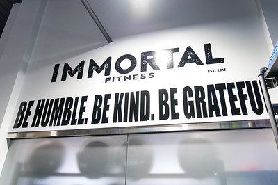 Immortal Inhouse 2019
