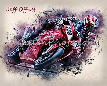 238 Sprint Artwork