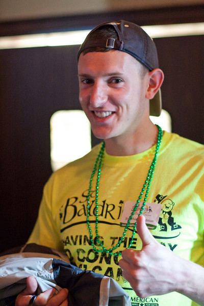St. Baldrick's Event at Rira
