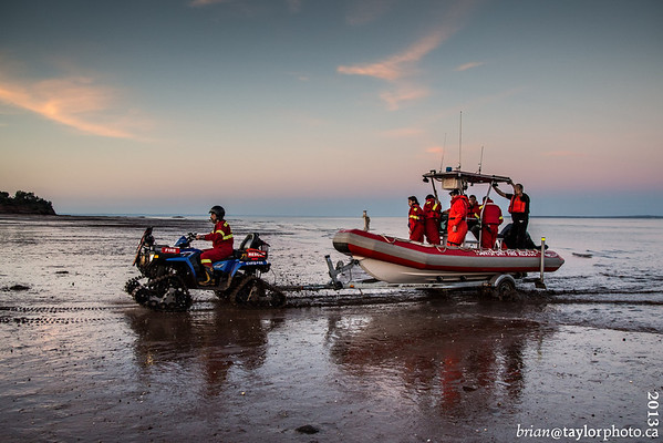 Kings County Water Rescue Team