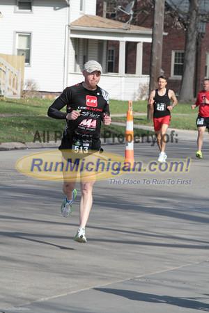 Half Marathon 0.25 Mile Mark - 2014 Let's Move Festival of the Races