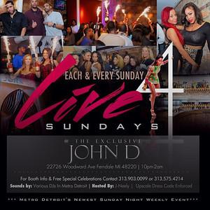 John D 2-16-14 Sunday