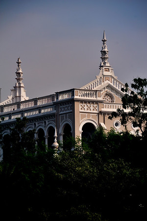 Aga Khan Palace, Yerwada, Pune, India