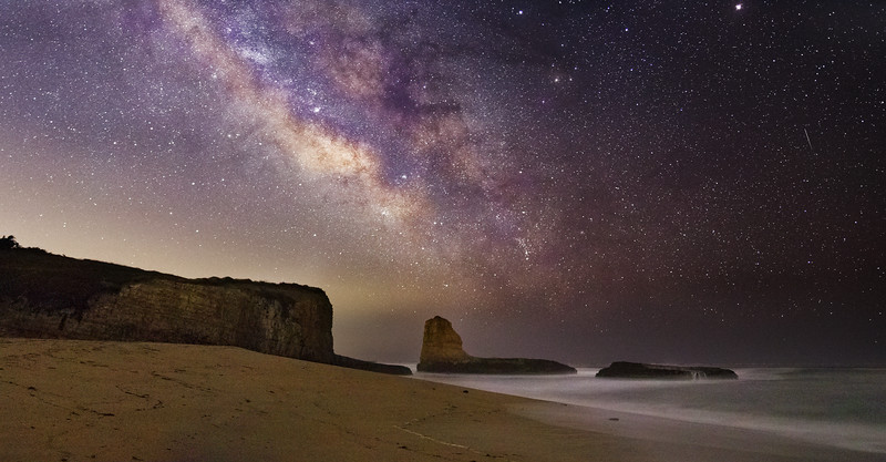 Milky Way's Throne