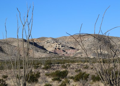 Big Bend - Mariscal Mine