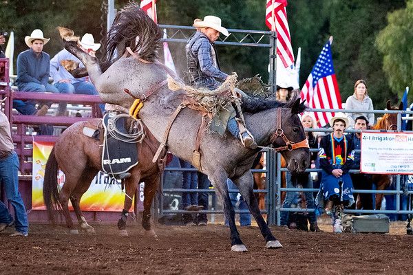 2019 Valley Center Stampede Rodeo - Friday