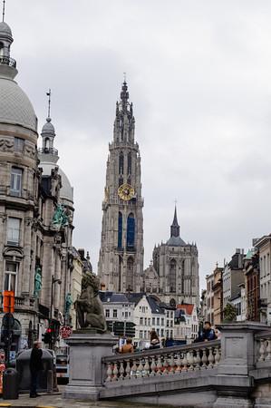 Antwerpen, 2012