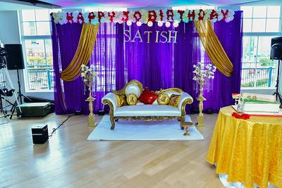 Satish' 50th Birthday......