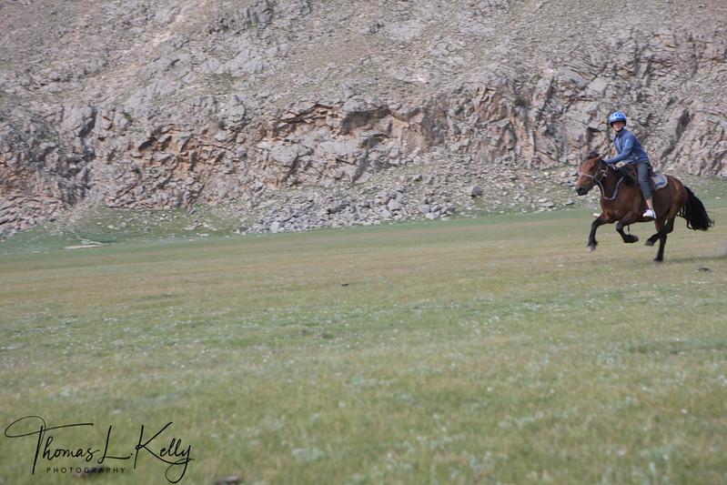 Bunkhan Valley. Mongolia.