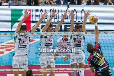 Semifinale Supercoppa Perugia-Trento