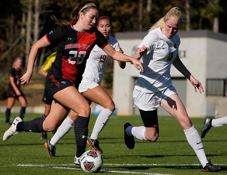 Women's Soccer vs. Radford - Big South Finals
