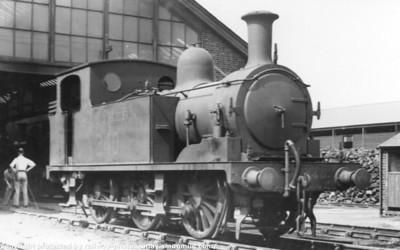 Adams LSWR G6 class