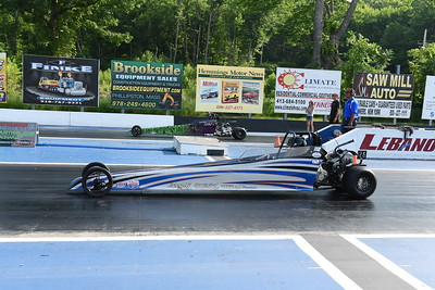 Junior Dragster Action