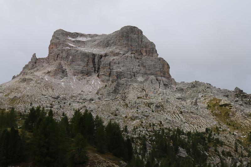 Cinque Torri area