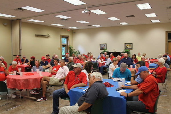 Wayne County Ole Miss Club Meeting 7.19.16