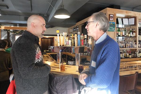 Vermont Standard Correspondents Party 2016