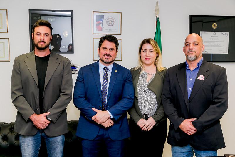 27082019_representantes da FENAPEF,FENAPRF e SINPOL DF_Senador Marcos do Val_Foto Felipe Menezes_11.jpg