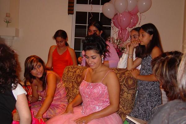 Muna Haddad's Bridal Shower  June 10, 2005