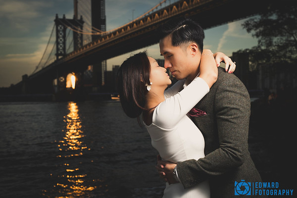 Isabel & Robert's Engagement