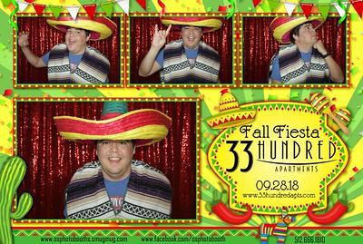 33Hundred Fall Fiesta 2018