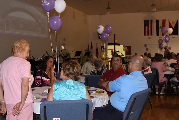 2010 Cancer Survivors Dinner