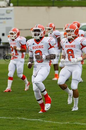 Boone Varsity Football #3 - 2013