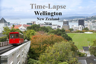 Jun 16 - Wellington Time-lapse