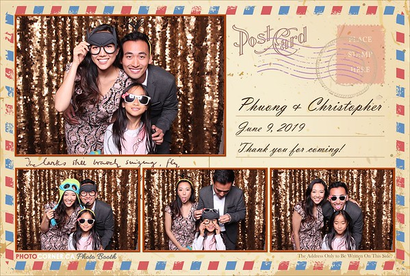 Phuong & Christopher - 06-09-2019