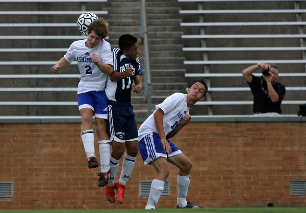 vs Asheboro 08-25-09