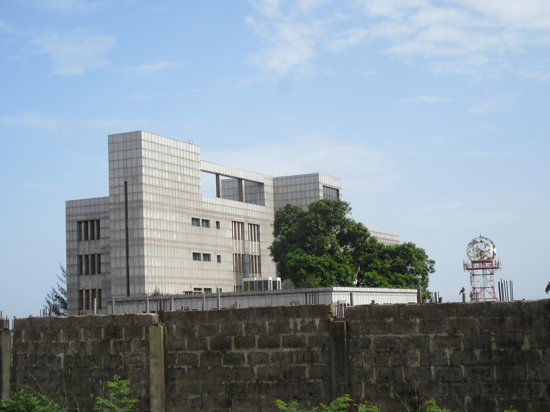 026_Freetown. Tower Hill. Ministry of Foreign Affairs and International Cooperation. Chinese Project.JPG
