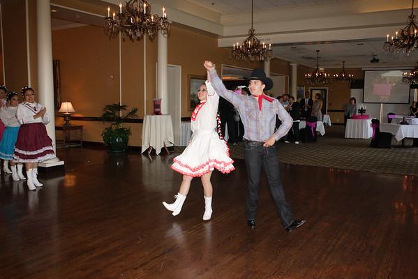 Reception - Cultural Dancing