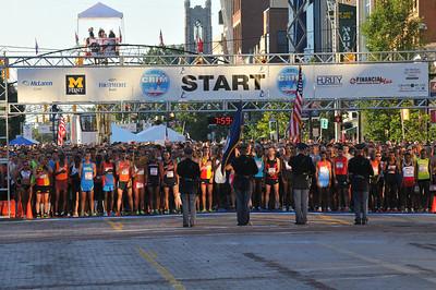 10 Mile Start, Gallery 1 - 2013 HealthPlus Crim Festival of Races