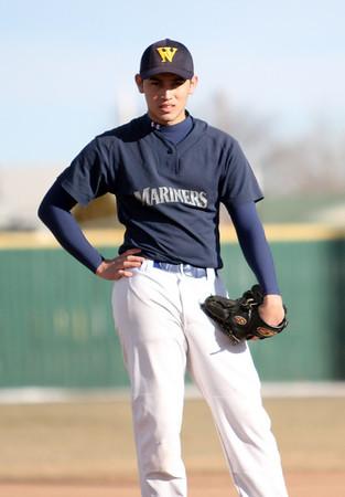 Baseball practice Feb. 2