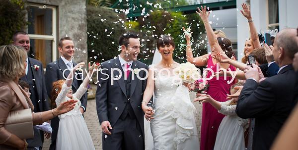 Gemma & Alan Galgorm Manor Wedding Photography