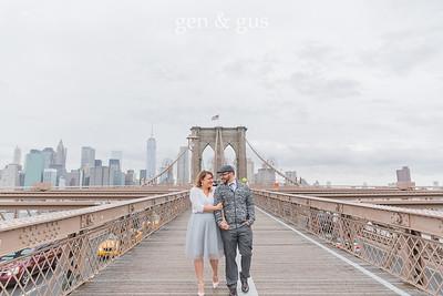 Sara & Jorge (New York, NY)
