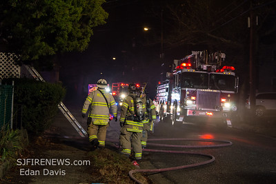 12/17/2018, 2 Alarm Dwelling, Millville City, Cumberland County NJ, 126 S Third St.
