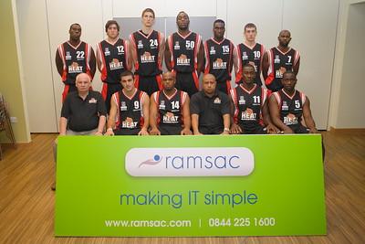 Sponsors Team Shots