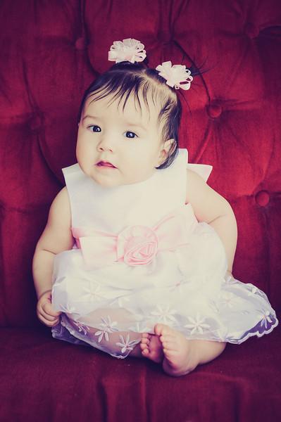 Lia 5 months