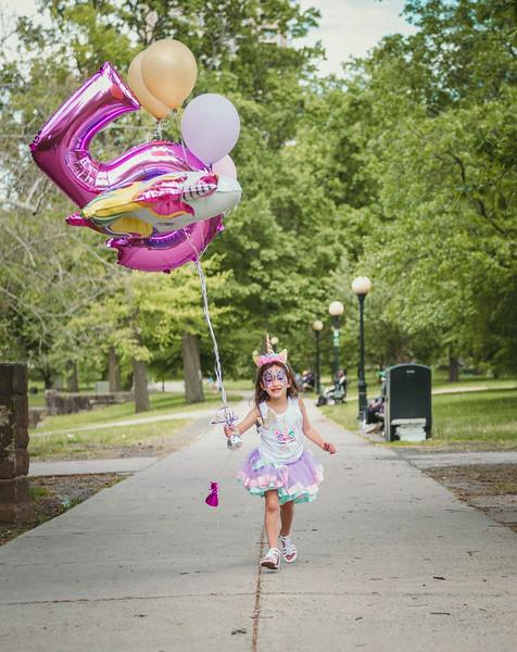 Isla's 5th birthday