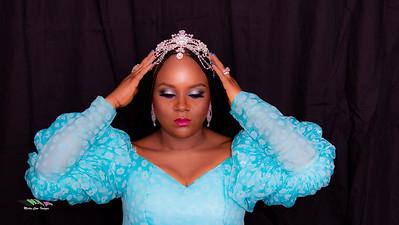 Adenike Oyedele & Michael Oyedele's Photo shoot