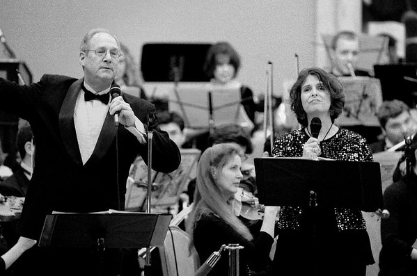 CIVIC SYMPHONY ORCHESTR POPS CONCERT AND REHEARSALS   JANUARY, 2206