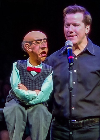 Jeff Dunham, September 2018