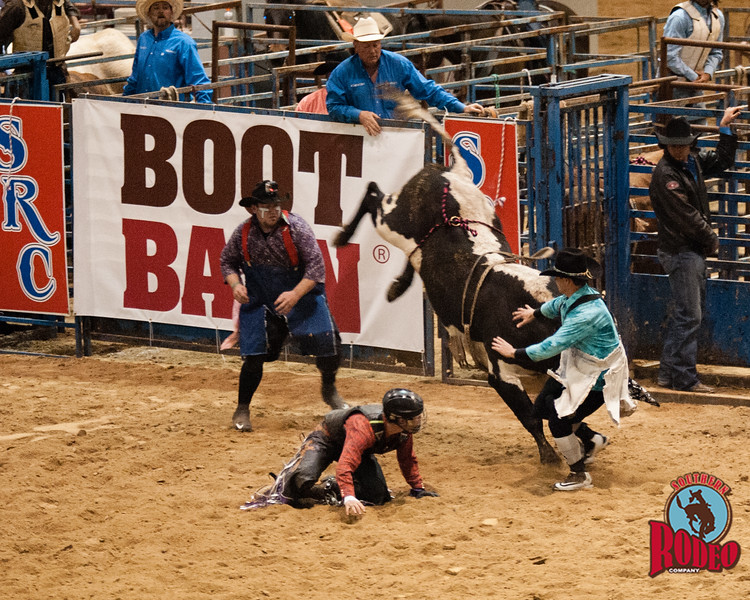 Southern Rodeo Company Crew