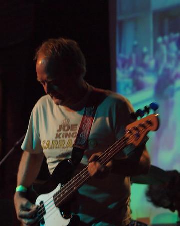Joe King Carrasco at Antones 6.25.2011