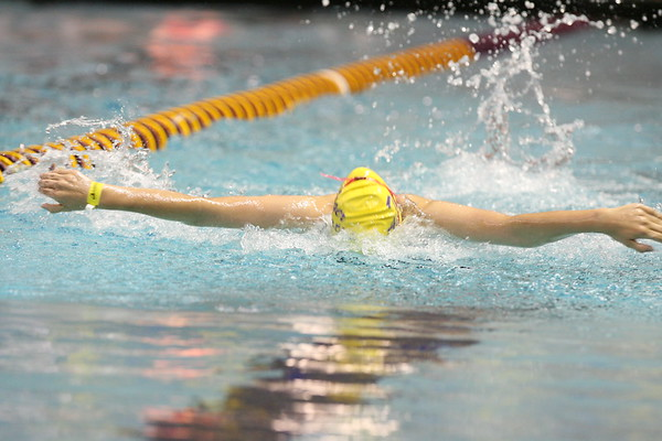 2008 TASC #65 Girls 13-14 100 LC Meter Butterfly