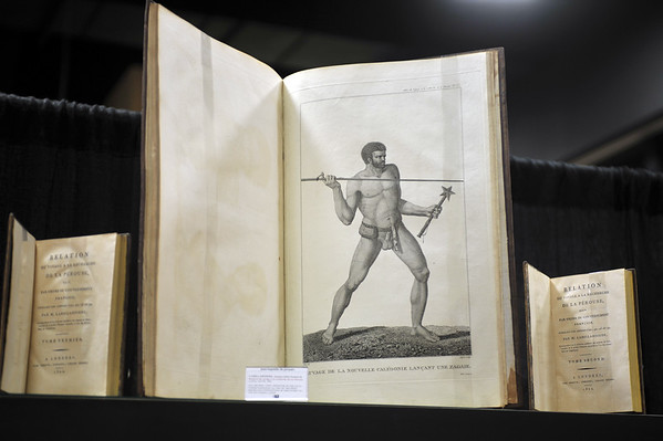 2015 - 48th California International Antiquarian Book Fair
